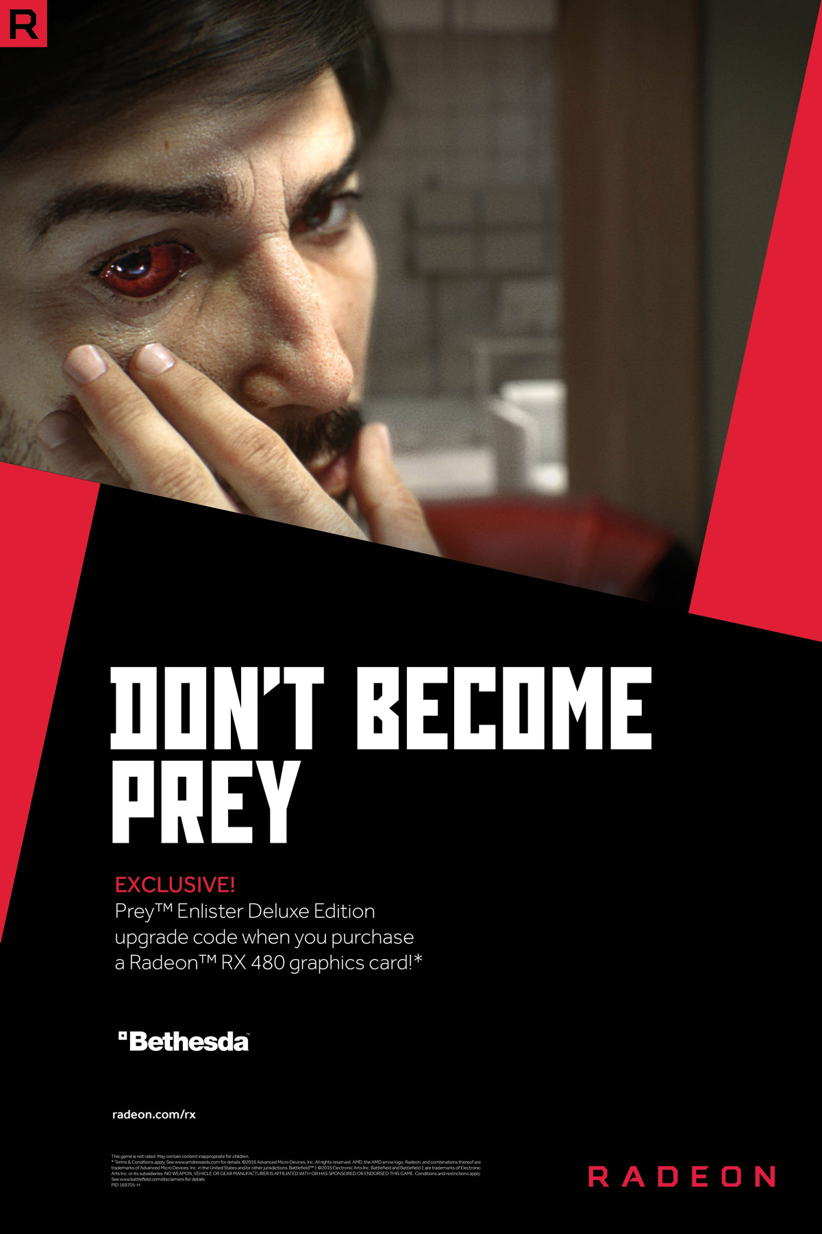 Don't Become Prey by Sabine Handtke