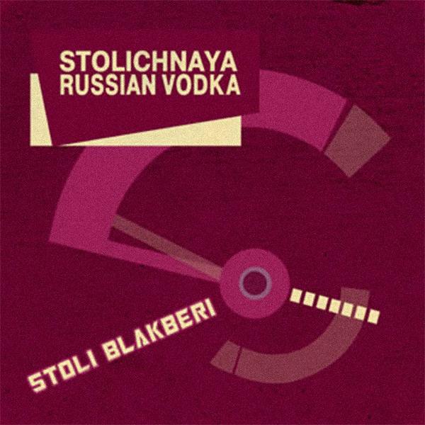 Stolichnaya Stoli Blakberi by Sabine Handtke