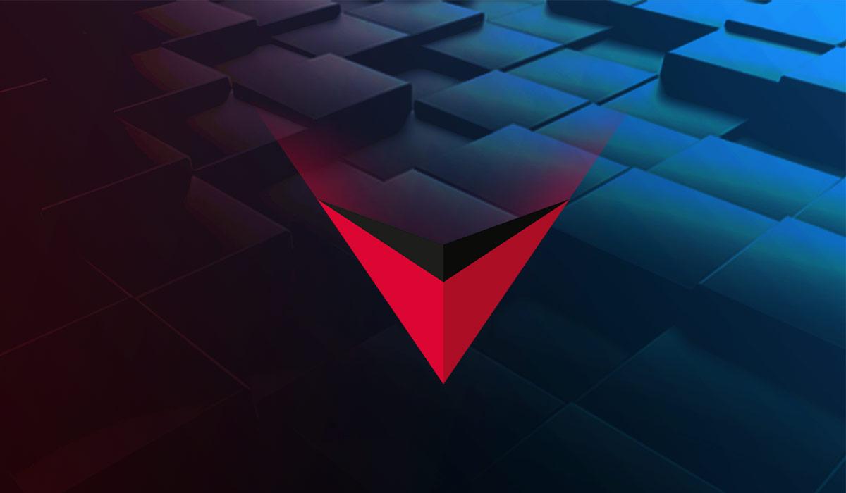 Radeon Vega logo by Sabine Handtke
